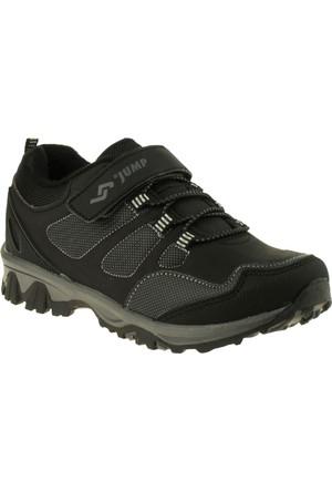 Jump 16840 Outdoor Siyah Çocuk Ayakkabı