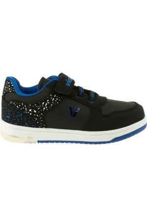 Vicco 937.V.139 Işıklı Siyah Çocuk Ayakkabı