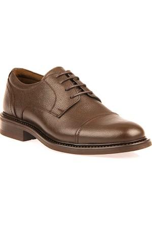 Ziya Erkek Hakiki Deri Ayakkabı 7329 2383 Kahverengi