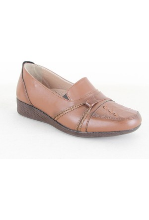 Yeystore Merry Bayan Ayakkabı Kahverengi