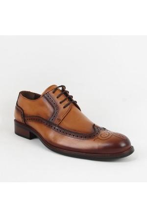 Armanc 354 Erkek Bağcıklı Klasik Ayakkabı Taba
