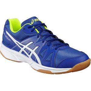 asics b400n-4501 gel upcourt voleybol-badminton ayakkabısı renkli bağcık - 40