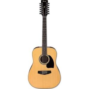 ibanez pf1512-nt 12 telli akustik gitar