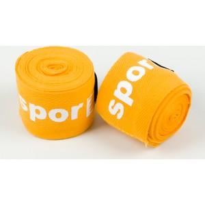 spor724 boks-kickboks spor bandajı elastik bob1 - sarı