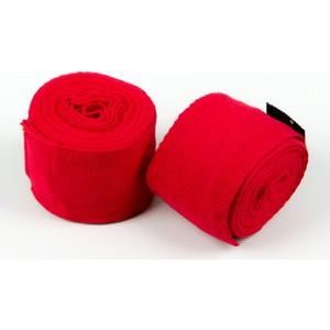 spor724 boks-kickboks spor bandajı elastik bob1 - kırmızı