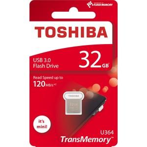 toshiba 32gb mini usb 3.0 u364 nano usb bellek thn-u364w0320e4