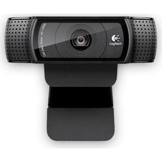Logitech C920 HD Pro Webcam-Siyah