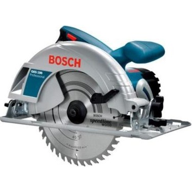 bosch gks 190 profesyonel 1400 watt 184 mm elektrikli daire testere sunta kesme makinasi