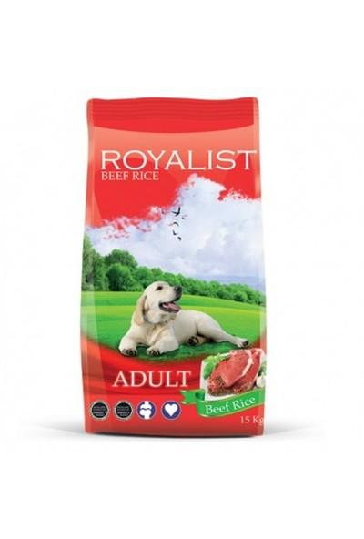 Royalist Beef Biftekli Yetişkin Köpek Maması 15Kg