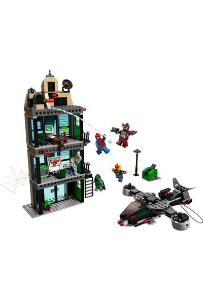 LEGO Super Heroes 76005 Spider-Man™: Daily Bugle Showdown