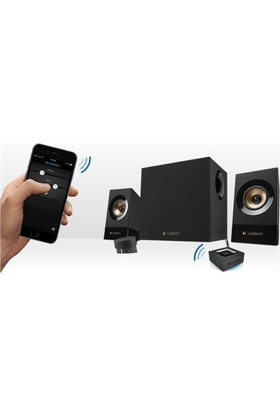 Logitech Z533 Multimedya Hoparlör Siyah 980-001054 + Bluetooth Adaptör