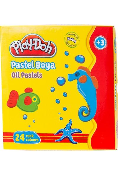 Play-Doh Pastel Boya 24 Renk Pa004