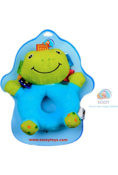 Sozzy Çıngıraklı Kurbağam