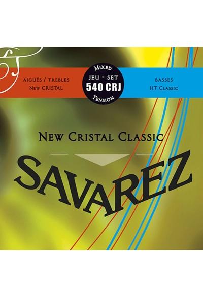 Savarez 540Crj Klasik Gitar Teli Cristal Red/Blue