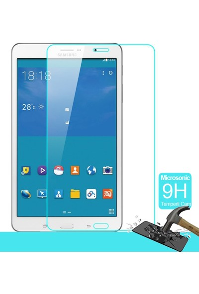 Samsung Galaxy Tab Note P600 9H Temper Kırılmaz Ekran Koruyucu