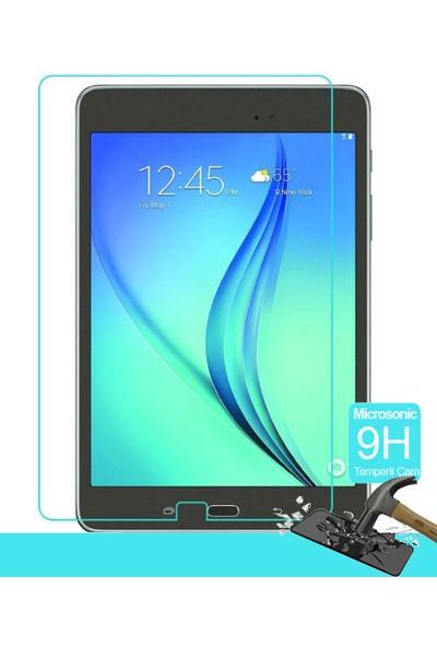 Samsung Galaxy Tab S2 T710 9H Temper Kırılmaz Ekran Koruyucu