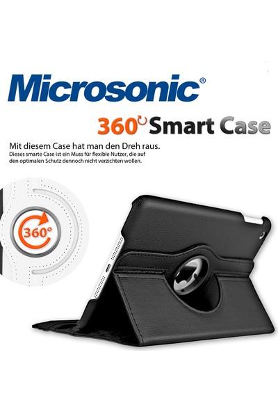 İpad Mini 4 360 Derece Döner Kılıf Pembe