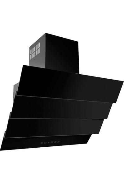 Termikel Fujer Bb60 (2016) Black Siyah Davlumbaz