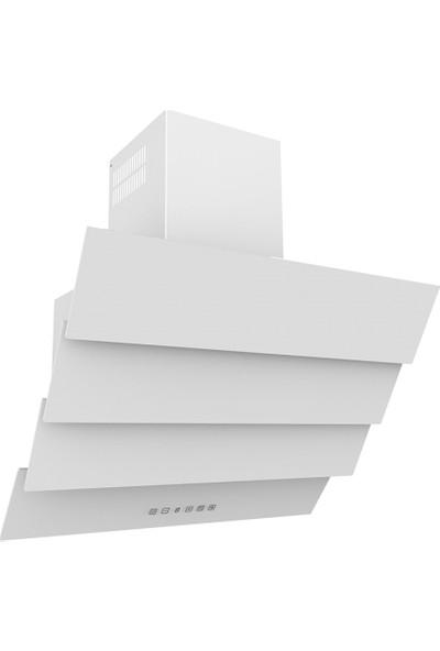 Termikel Fujer Ww60 (2016) White Beyaz Davlumbaz