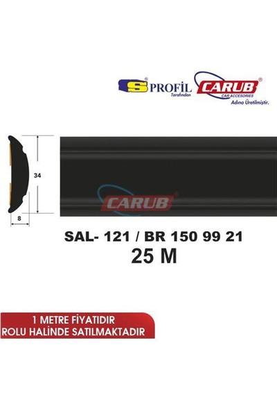 Salman Çıta Sal121 (34Mmx25 Metre) Siyah Kt