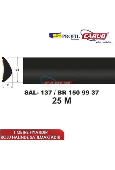 Salman Çıta Sal137 (24Mmx25 Metre) Siyah Kt