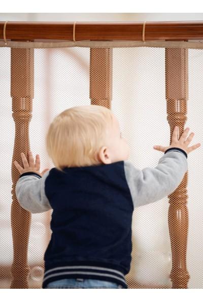Merdiven ve Balkon Güvenlik Filesi