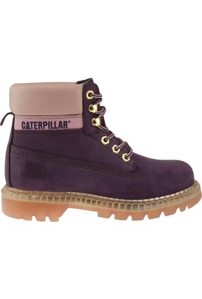 Caterpillar Colorado Translucent 015G101120 Mor Unisex Bot