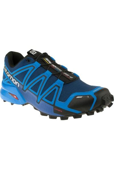 Salomon 383126 Speedcross 4 Cs Mavi Erkek Ayakkabı