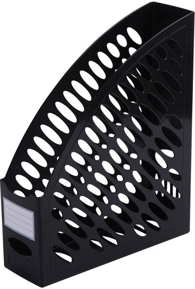 Ark Plastik Magazinlik Siyah