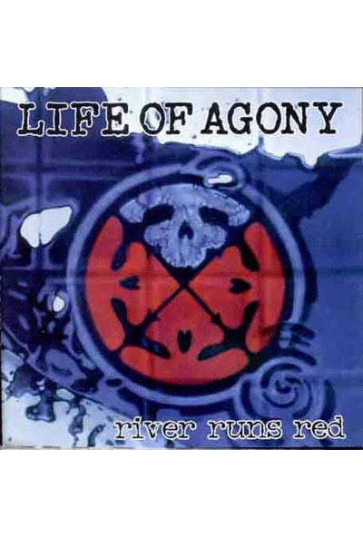 Lıfe Of Agony - Rıver Runs Red