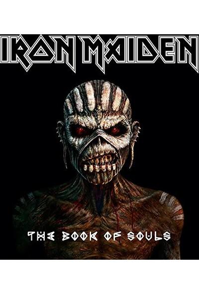 Iron Maıden - The Book Of Souls(Jewel Ca