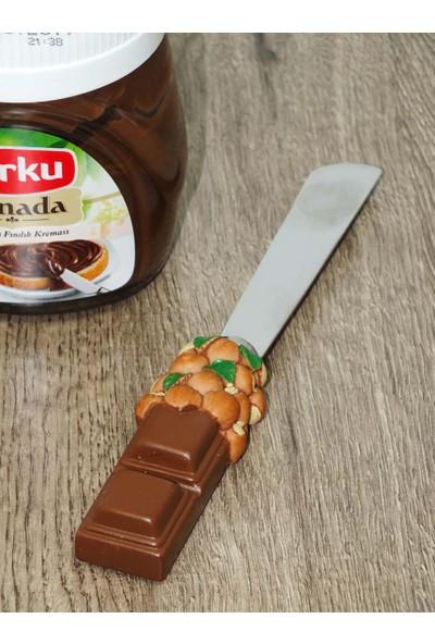 Kitchen Love Çikolata Saplı Nutella Bıçağı