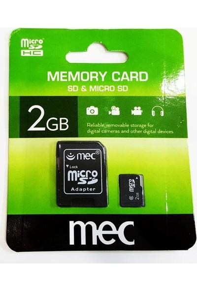 Mec Mec 2Gb Hafıza Kartı