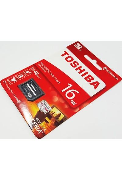 Toshiba 16Gb Micro Hafıza Kartı