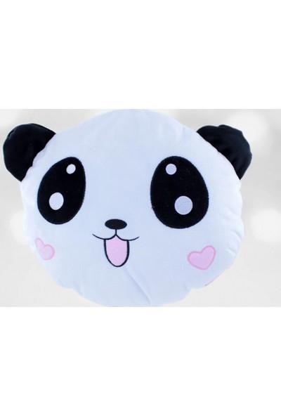 Selay Panda Figürlü Yastık 30X35 Cm