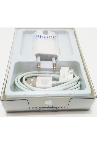 Mobillife Apple İphone 4/4S 1.Kalite Şarj Aleti