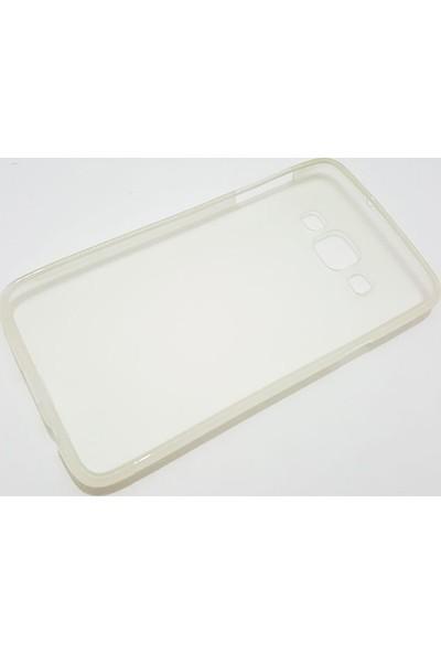 Mobillife Samsung Galaxy A3 Yumuşak Silikon Şeffaf Kılıf