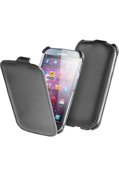 Ttec 2Kldk79 Samsung Galaxy S3 Siyah Dik Kapaklı