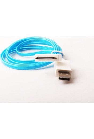 Vcom Cu272Fs Iphone 4 1Mt Ledli Kablo