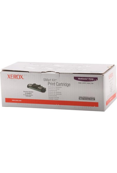 Xerox Workcenter Pe220 Toner 3000 Sayfa
