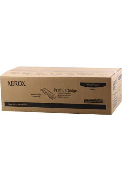 Xerox Phaser 5335 Std.Toner 10.000 Sayfa