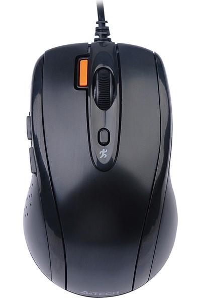 A4 Tech N-70Fx Siyah Usb Siyah V-Track Mouse