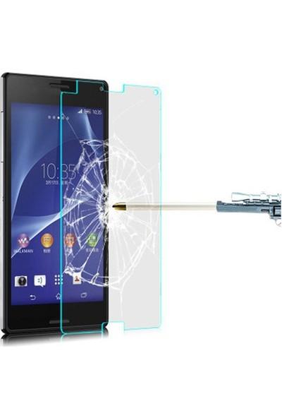 Inovaxis Sony Xperıa Z3 Kırılmaya Dayanıklı Temperli Cam Ekran Koruyucu