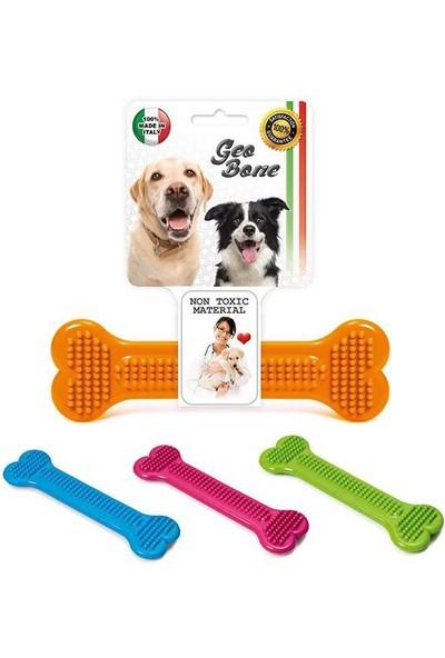 Georplast Geobone-8 Termoplastik Kauçuk Köpek Diş Bakım Oyuncağı 36,5X11 H (Cm)