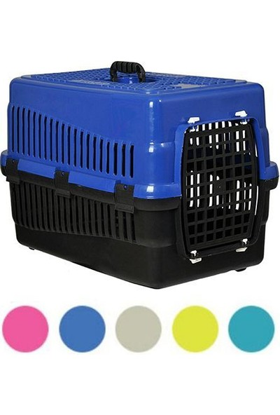 Pet Pretty Kedi Köpek Plastik Taşıma Çantası Büyük Boy 63 Cm