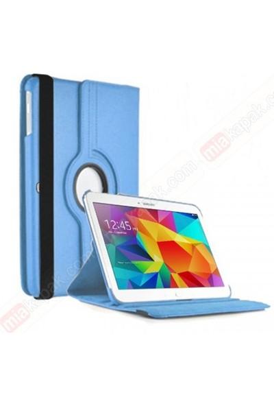 Bordo Samsung Galaxy Tab Pro T320 360 Dönebilen Stand Kılıf