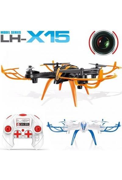 Signor Lh-X15 2.4Ghz Kameralı Quad Helikopter