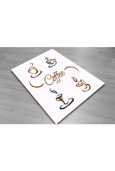 Jungle Cofffe Cup of Mutfak Halısı