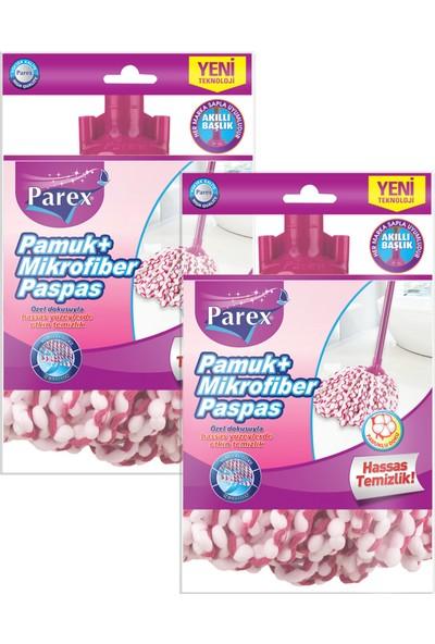 Parex Pamuk+Mikrofiber Paspas 2' Li Paket