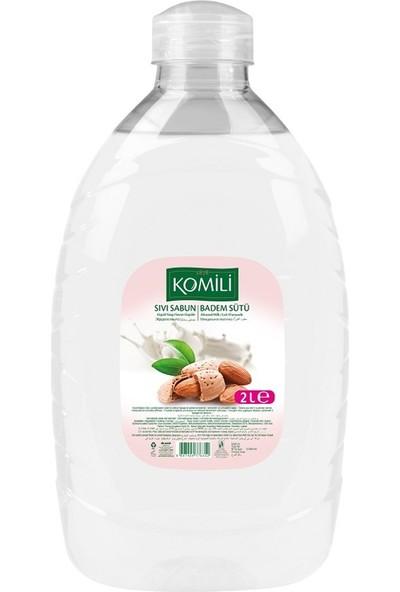 Komili Sıvı Sabun Badem Sütü 2 Lt
